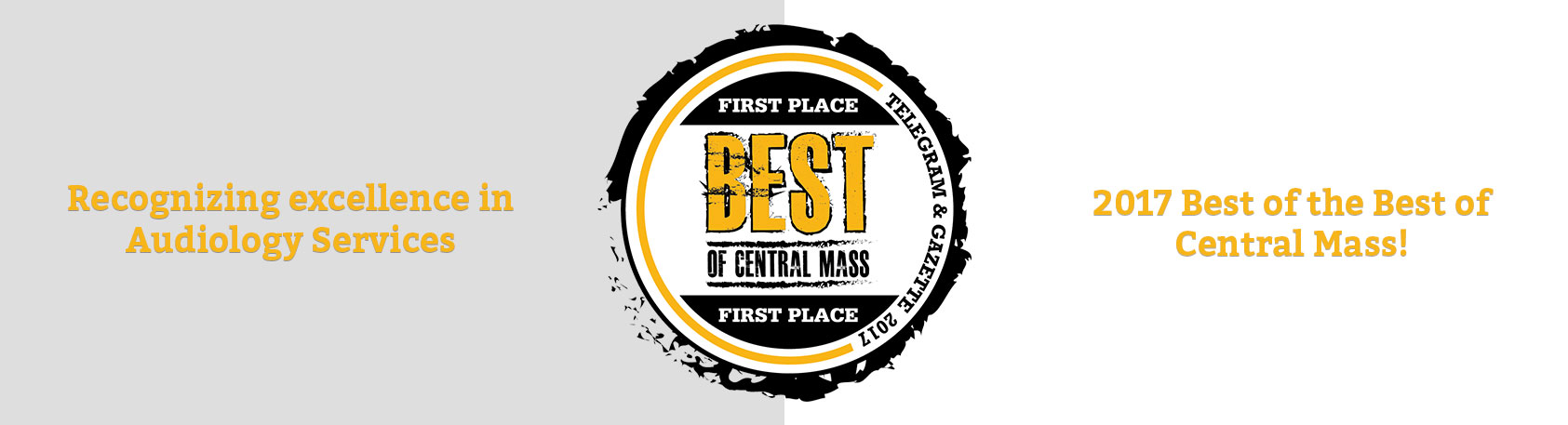 Best of Central Mass 2017 - Worcester, MA