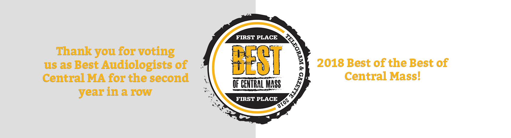 Best of Central Mass 2018 - Worcester, MA