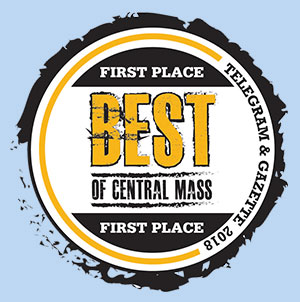 2018 Best of the Best of Central Mass - Audiology Associates of Worcester