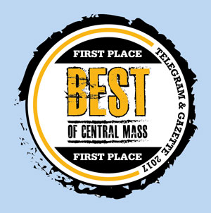2017 Best of the Best of Central Mass - Audiology Associates of Worcester